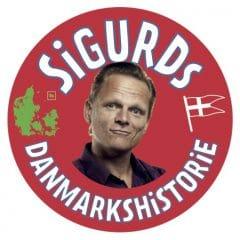 0a409013 Sigurd logo  rød