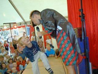 Børneshow med Jesper Grønkjær