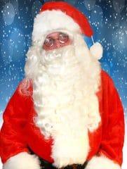 Philipokus som Julemand