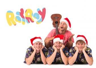 Juleunderholdning med RAYRAY