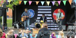 Spilopperne ved 2200 Børn Musik 2016
