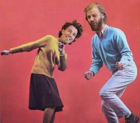 Trolle tormod danser